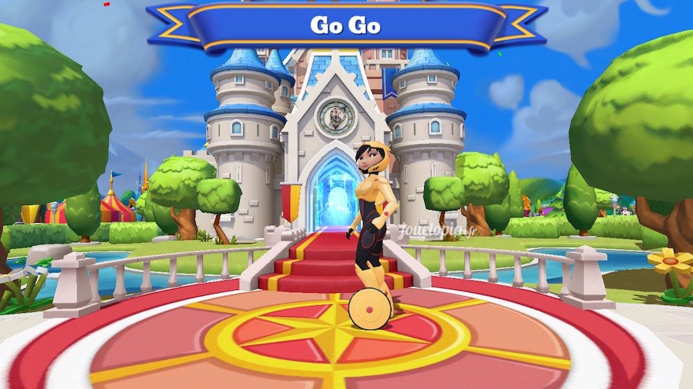 Disney Magic Kingdoms : Go Go Tomago