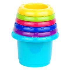 Jouet gobelets gigognes colorés