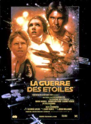 La guerre des étoiles (Star Wars IV : un nouvel espoir)
