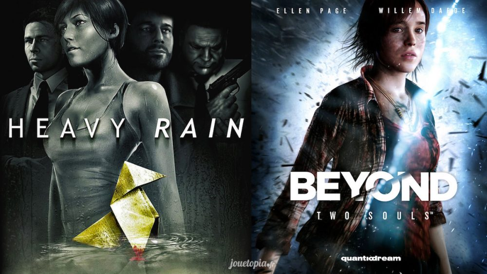 Heavy Rain et Beyond Two Souls (Quantic Dream)