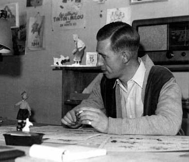Hergé (George Remi)