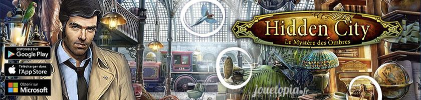 Hidden City : La Ville des Ombres passionne les joueurs