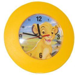 Horloge Disney Le Roi Lion Simba