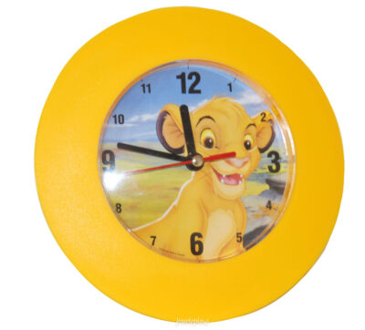 Horloge Disney Le Roi Lion Simba