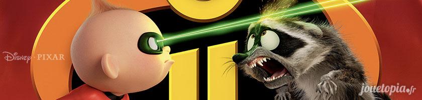 Les Indestructibles 2 : Les super-héros de retour au ciné et en LEGO !