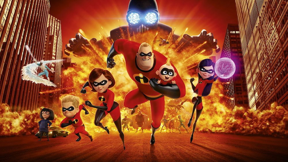 Les Indestructibles 2 - Disney/Pixar film