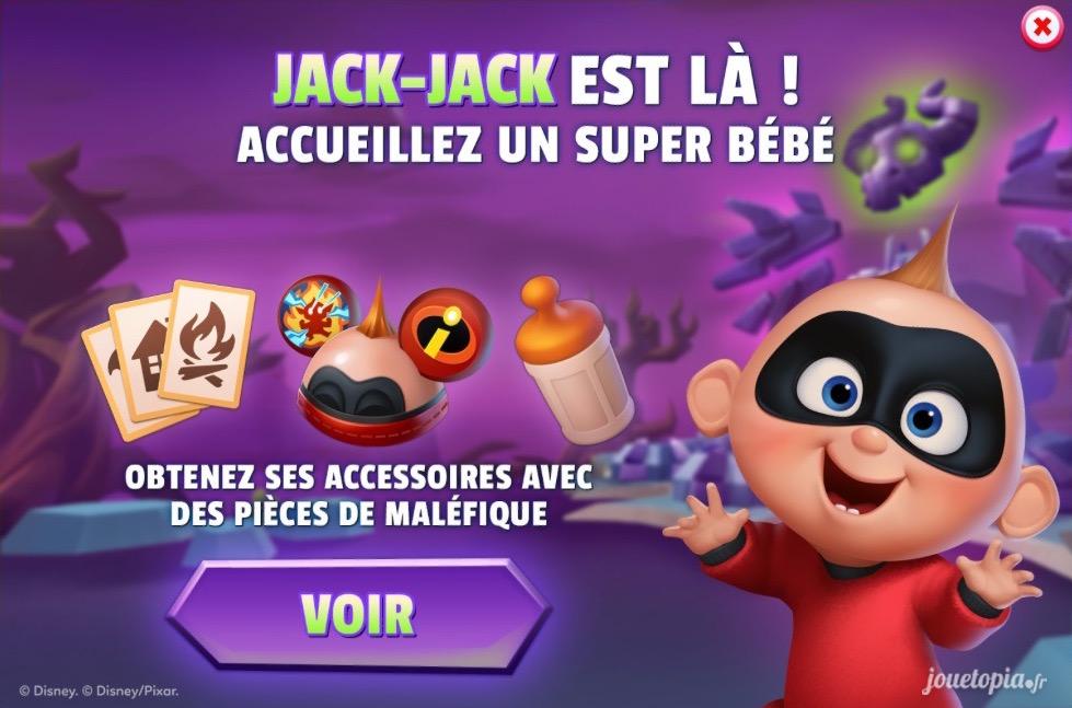 Jack-Jack (Les Indestructibles) - DMK
