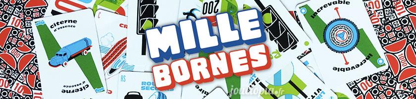 1000 Bornes (Mille Bornes) - jeu de société