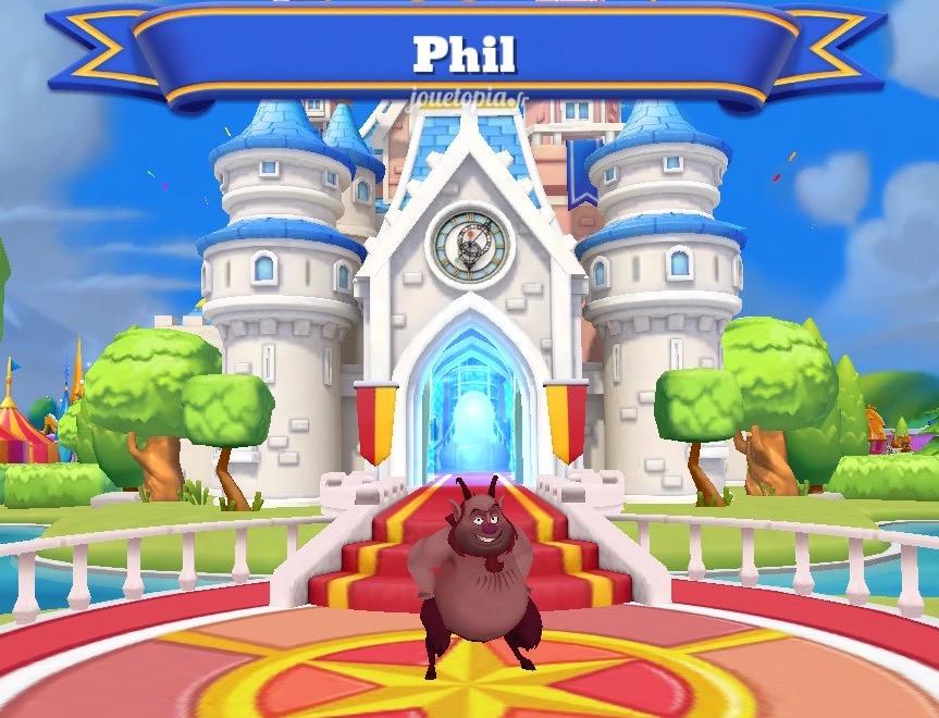 Phil - Disney Magic Kingdoms