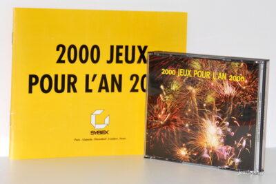 2000 jeux pour l'an 2000 - Jeu PC Windows