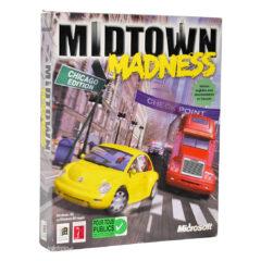 Jeu PC Midtown Madness (Microsoft)