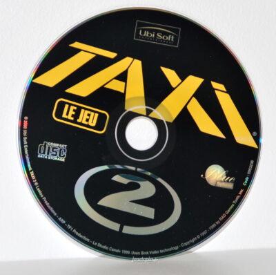 Jeu Taxi 2 (jeu du film) - PC CD-ROM FR