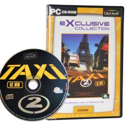 Jeu Taxi 2 (jeu du film) - PC CD-ROM FR