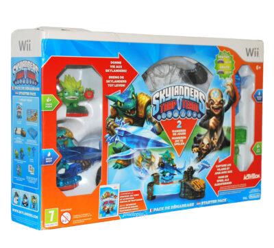 Jeu Skylanders Trap Team Wii