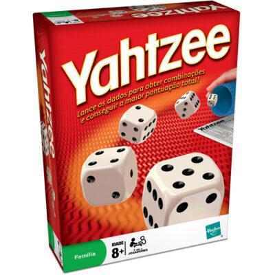 Jeu Yahtzee (Hasbro)