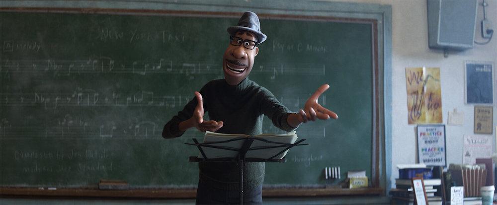 Joe Gardner dans Soul (Disney-Pixar)