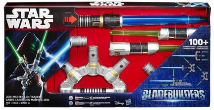 Jouet Star Wars : sabre laser
