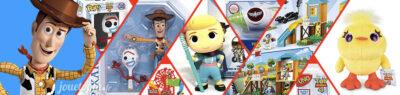 Jouets Toy Story 4 (Disney / Pixar)