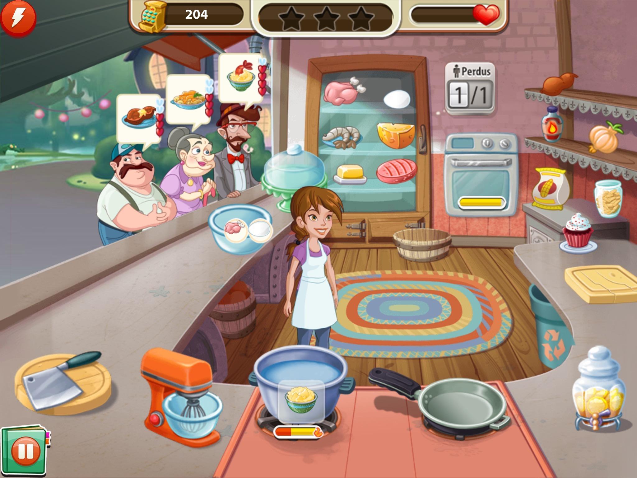 jeu kitchen scramble : le test ! - jouétopia