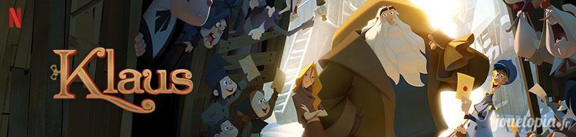La Légende de Klaus, un film d'animation Netflix