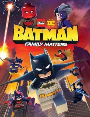 LEGO DC Batman Histoire de Famille (affiche)