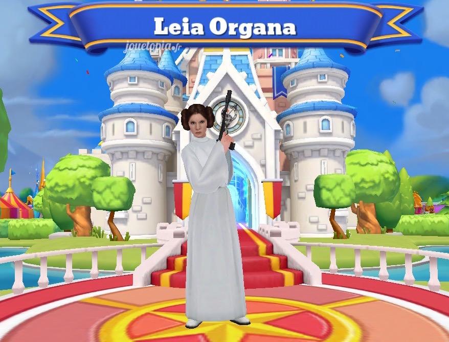 Princesse Leia Organa - DMK