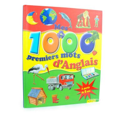 Livre Mes 1000 Premiers Mots d'Anglais