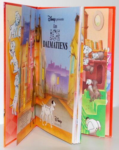 Livre Disney Les 101 Dalmatiens (Disney Mickey Club)