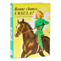 Livre Bonne Chance Ursula (Bibliothèque Verte)