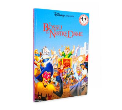 Livre Le Bossu de Notre-Dame (Mickey Club)