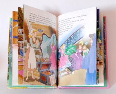 Livre Cendrillon (Disney Mickey Club) (Edition 1995)