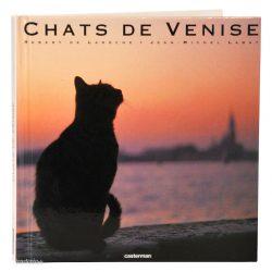 Livre Chats de Venise (Casterman)