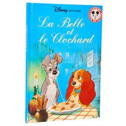 Livre Mickey Club La Belle et le Clochard
