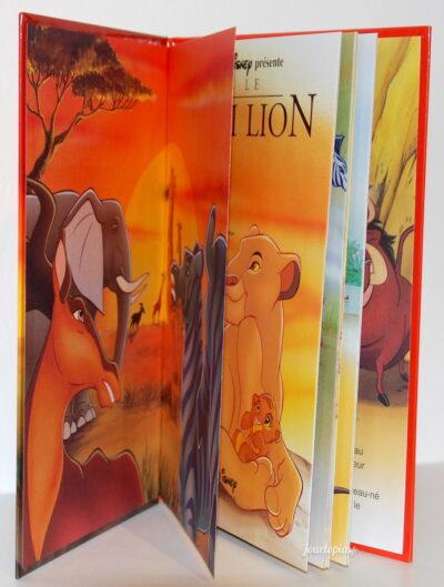 Livre Disney Le Roi Lion (Mickey Club)