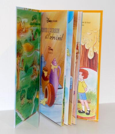 Livre Disney Winnie l'Ourson et l'Arbre à Miel