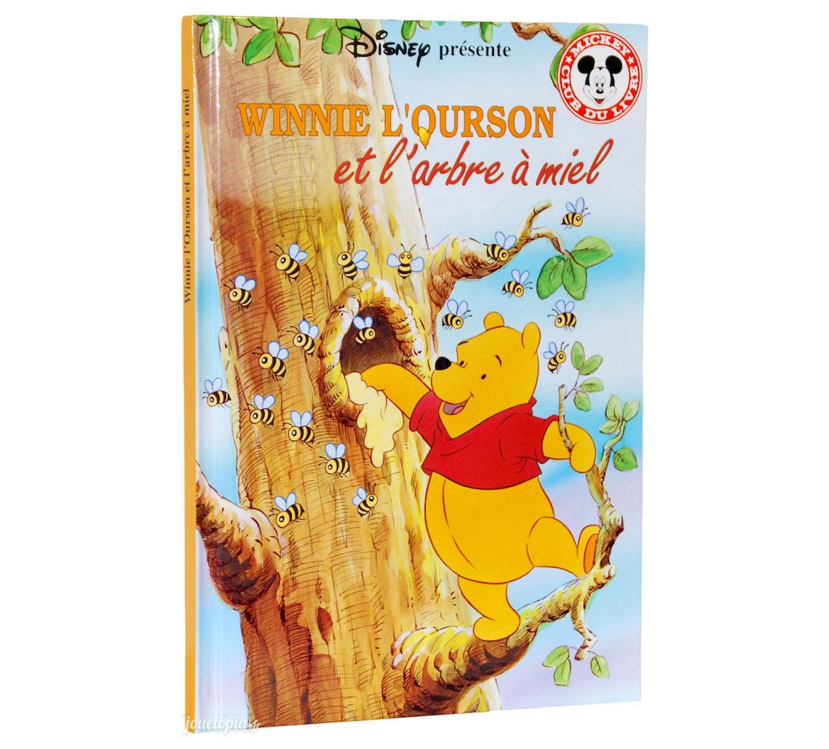 Livre Winnie L Ourson Et L Arbre A Miel Disney Hachette