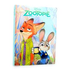 Livre Disney Zootopie