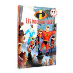 Livre Les Indestructibles (Pixar) (Mickey Club)