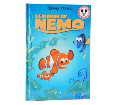 Livre Le Monde de nemo (Disney Mickey Club)