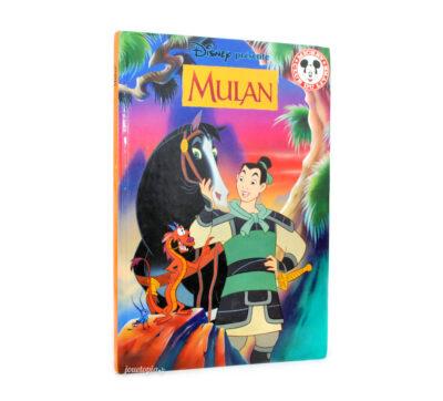 Livre Mulan (Mickey Club)