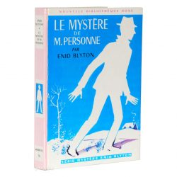 Livre Le Mystère de M. Personne (Bibliothèque Rose)