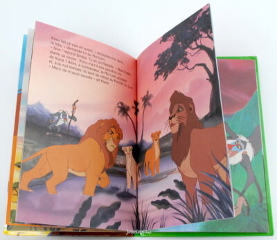 Livre Disney Le Roi Lion 2 (Mickey Club)