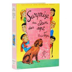Livre Surprise au Clan des Sept (Enid Blyton) - Bibliothèque Rose