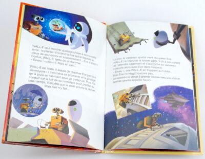Livre Pixar Wall-E (Mickey Club Collection)
