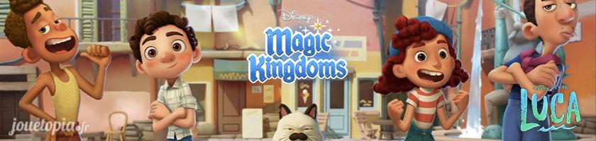 Luca (Disney Magic Kingdoms)