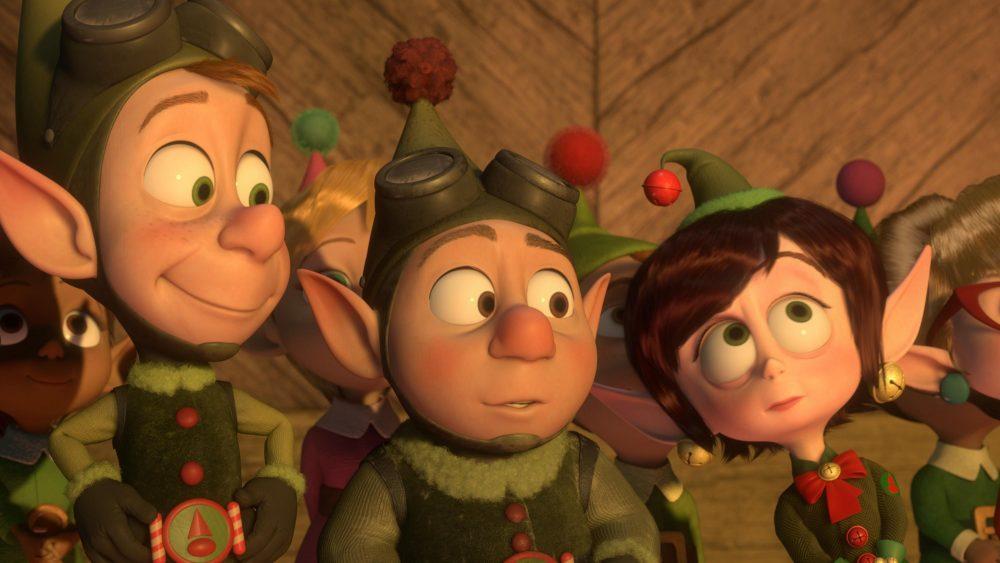 Les Lutins d'Elite (Disney)