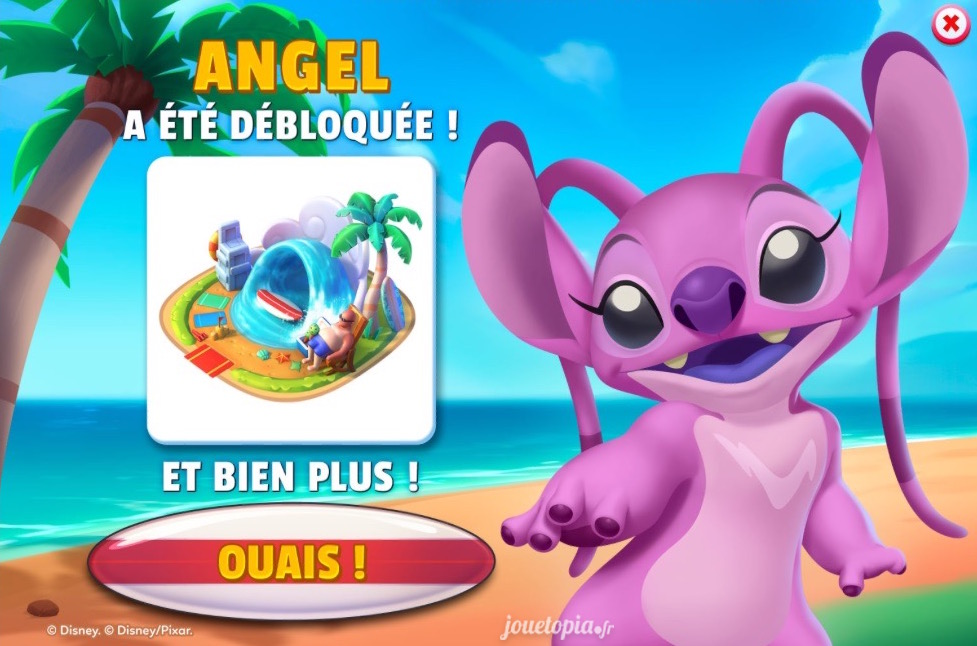 Disney Magic Kingdoms : Angel