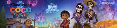 Coco dans Disney Magic Kingdoms