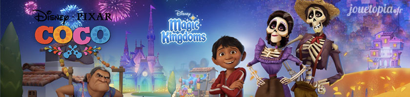 Coco dans Disney Magic Kingdoms
