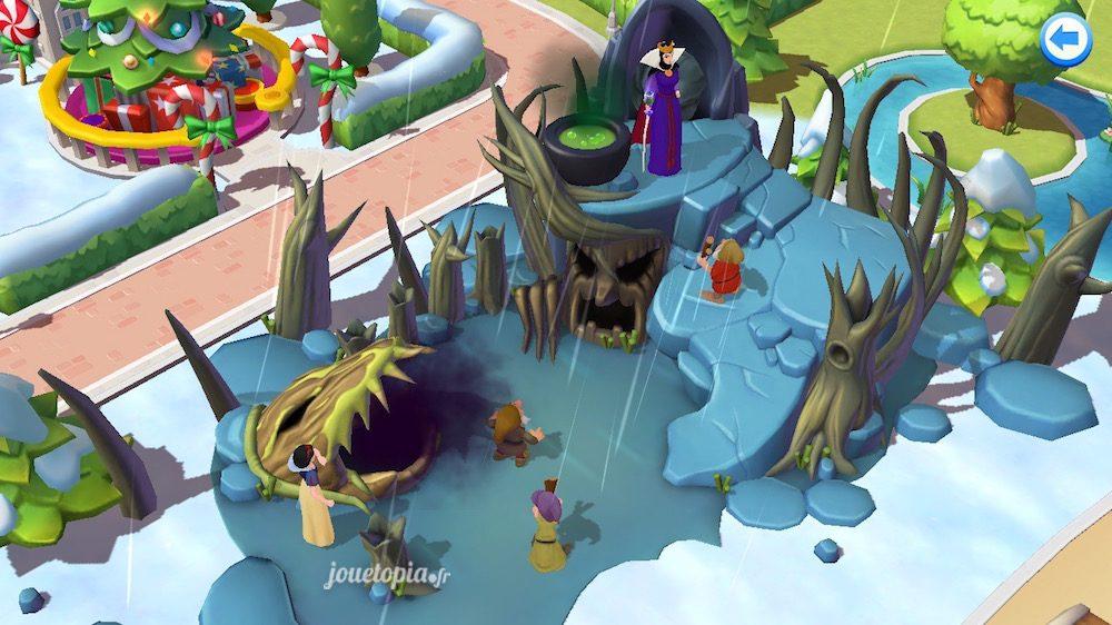 Disney Magic Kingdoms : Combat avec la Méchante Reine